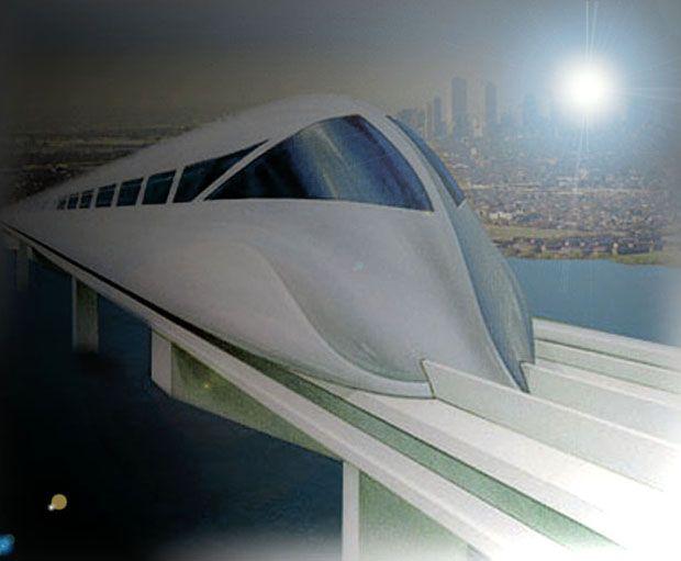 Maglev-Future-Denmark