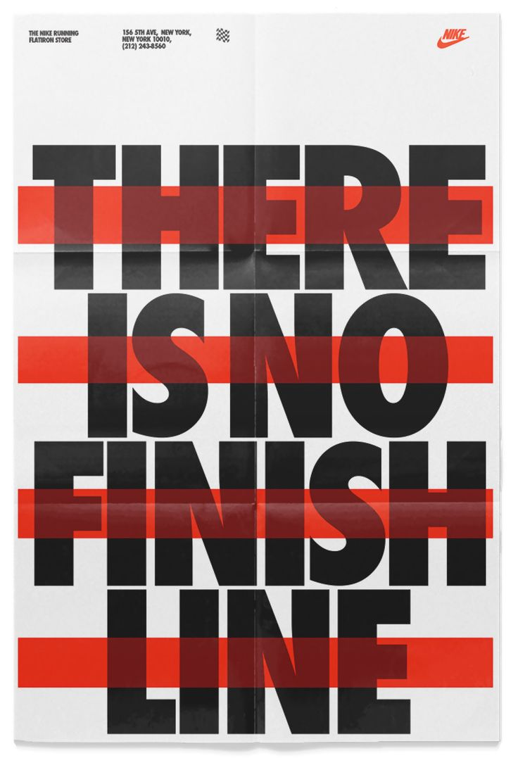 Poster design new york - Dark Side Of Typography