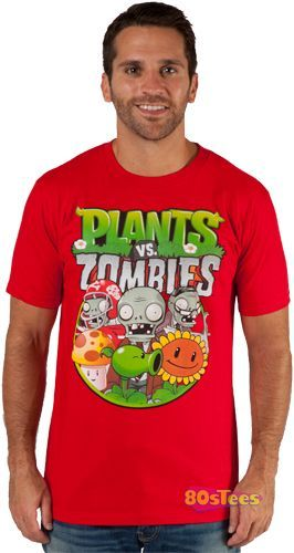 Plants Vs Zombies Shirt