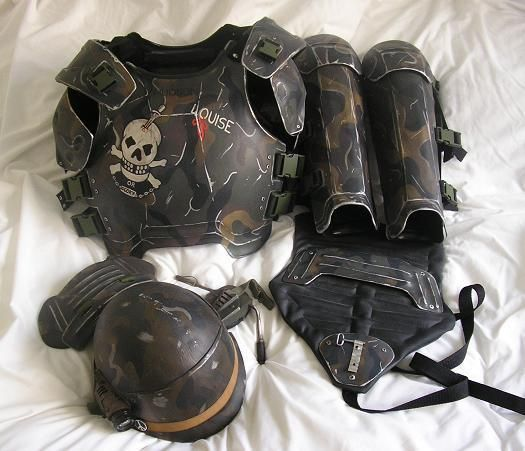 Picture of United States Colonial Marine armor
