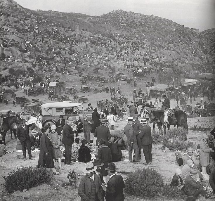 Thumb fiesta patrias en la pampilla de coquimbo ca 1928 foto de hermanos puerta rold n