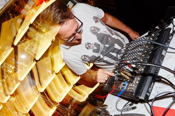 David Hopkins - Dj @ Freudenhuas Marbella