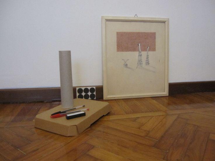 oggetti e disegno