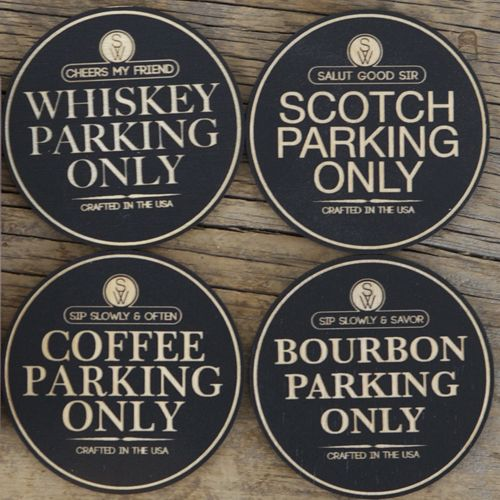 whiskey parking