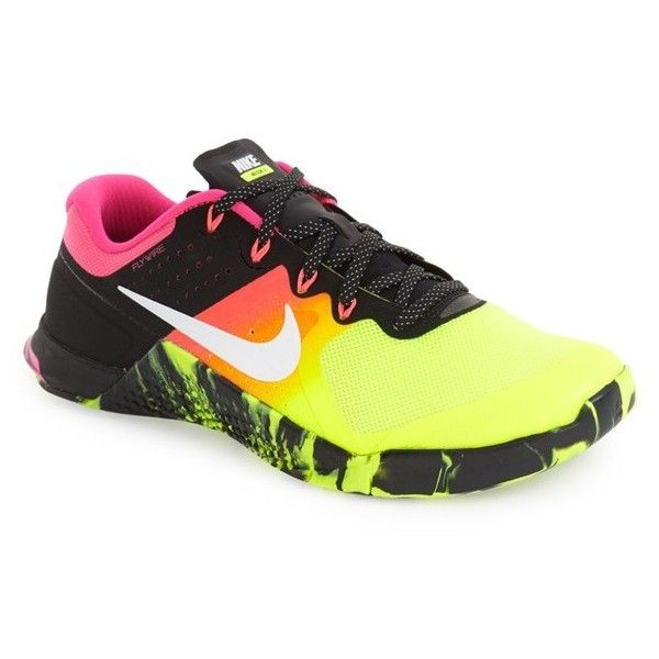 Men's Nike 'Metcon 2' Training Shoe ($130) ❤ liked on Polyvore featuring