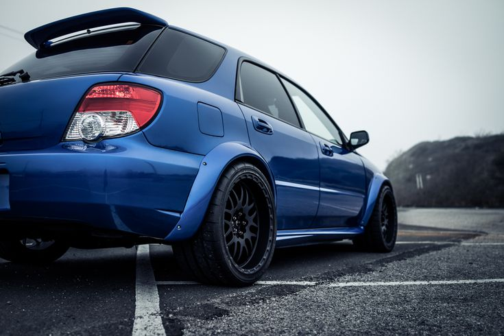subaru wrx wagon flared rear subaru wrx wagon with fender flares pinterest wrx wagon. Black Bedroom Furniture Sets. Home Design Ideas