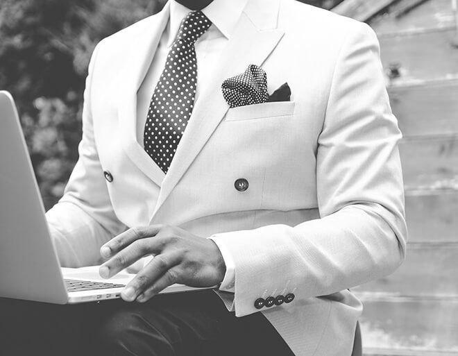 Men's Business Fashion: 8 Things to Keep in Mind When Dressing for the Office - http://www.dapperfied.com/mens-business-fashion-tips/