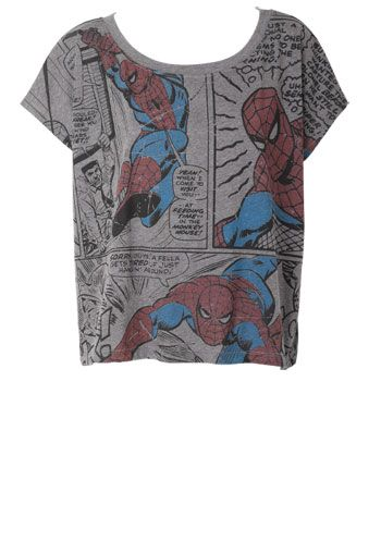Be the Hero of Your Wardrobe in Comic-Book Couture