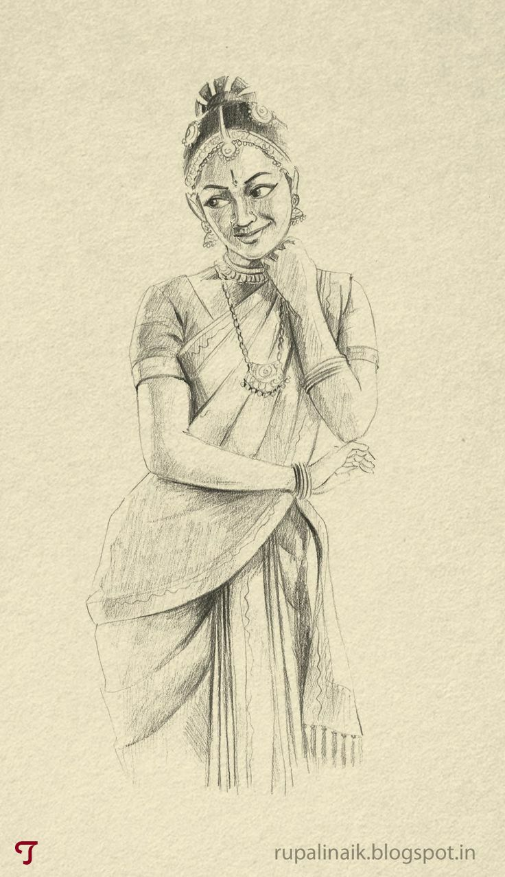W Ikipedia Says That Bharatanatyam Or Bharatanatyam Is A Major Genre Of Indian Classical Dance That Originated In Ta Dancing Drawings Drawing Sketches Sketches