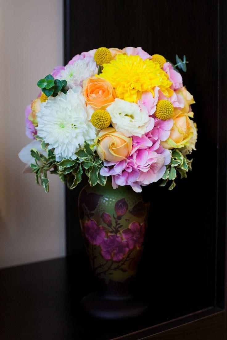 Lovely Wedding Bouquet. ©Silviu Pal
