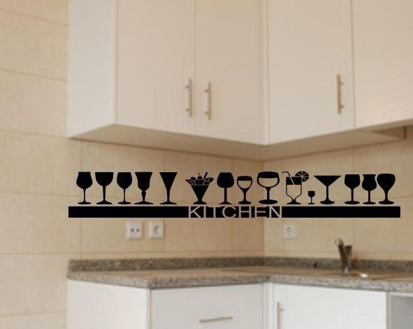 9 best vinilos decorativos para cocinas images on - Vinilos decorativos para cocina ...