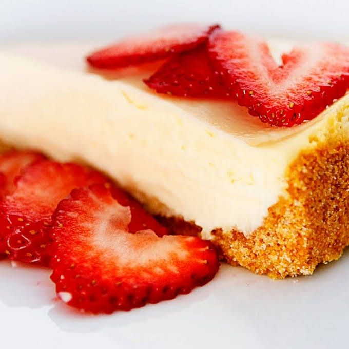 Philadelphia Classic Cheesecake Recipe | Yummly | Recipe | Cheesecake recipes, Cheesecake ...