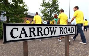 Carrow Road, Norwich City