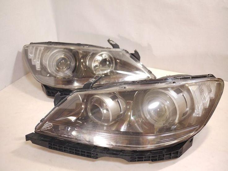 JDM HONDA LEGEND KB1 (Acura RL) HID Headlight GENUINE OEM #HONDA