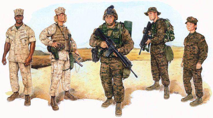 US Marine uniform Iraq war - Google Search