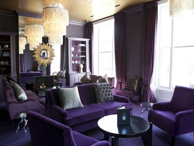 purple living room ideas 22 best purple livingroom images on pinterest home purple