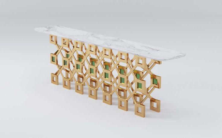 #console JADE  #inspiration #sideboard #interiordesign #designideas #home #homeinteriors #homeideas #homedesign #livingroom #moderndesign #furniture #portuguesedesign #homeinspiration #hometrends #trends #2017trends #room #interiors