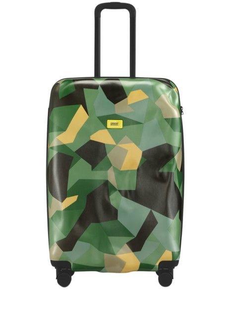 Crash Baggage Valise 4 roues