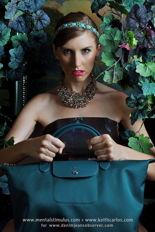 High Fashion Editorial: Vinea Solis