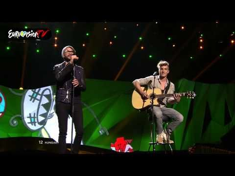 ESC 2013: 2. Semi-Final - 12 Hungary: ByeAlex with Kedvesem (Zoohacker Remix) - YouTube