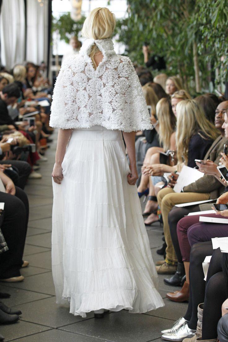 Delphine Manivet, collection hiver 2015 - Mariage.com - Robes, Déco, Inspirations, Témoignages, Prestataires 100% Mariage