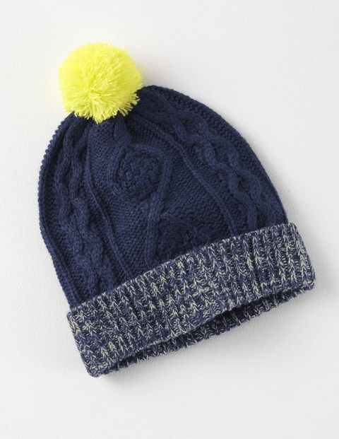 Mini Boden Knitted Hat