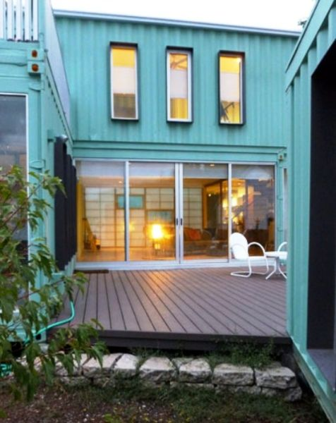 393 best Container Homes images on Pinterest   Architecture, Container  houses and Converted shipping containers