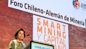 El ministerio de Minería de Chile impulsa el uso de tecnologías para subir la productividad   TRANSGOL Transporte Internacional de Cargas: Google+
