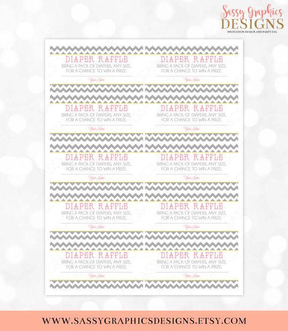 The 25+ best Printable raffle tickets ideas on Pinterest   Raffle ...