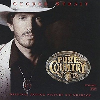 Pure Country by George Strait (1992-09-1