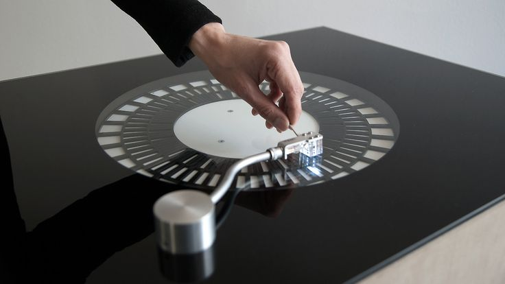 "SoundMachines - An instrument for performing electronic music , developed by ""The"