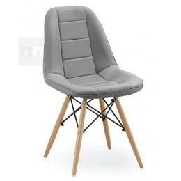 Jídelní židle VERDI šedá, Kategorie: Židle