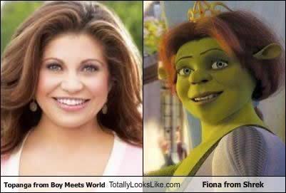 Celebrity video game look alike