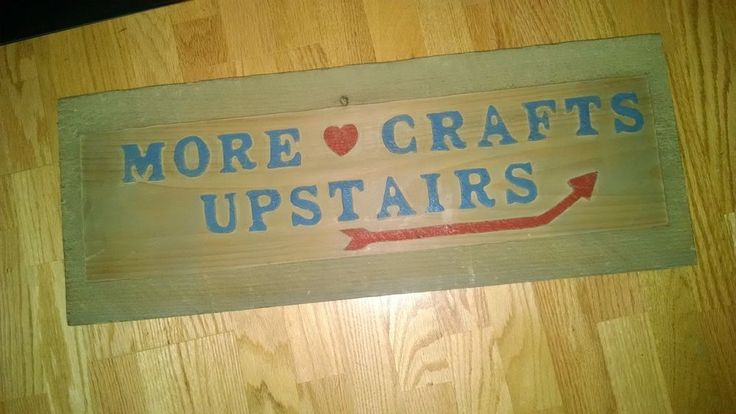 VINTAGE VT COUNTRY GENERAL STORE BARN BOARD CRAFTS SIGN RETAIL TRADE SHOW FLEA