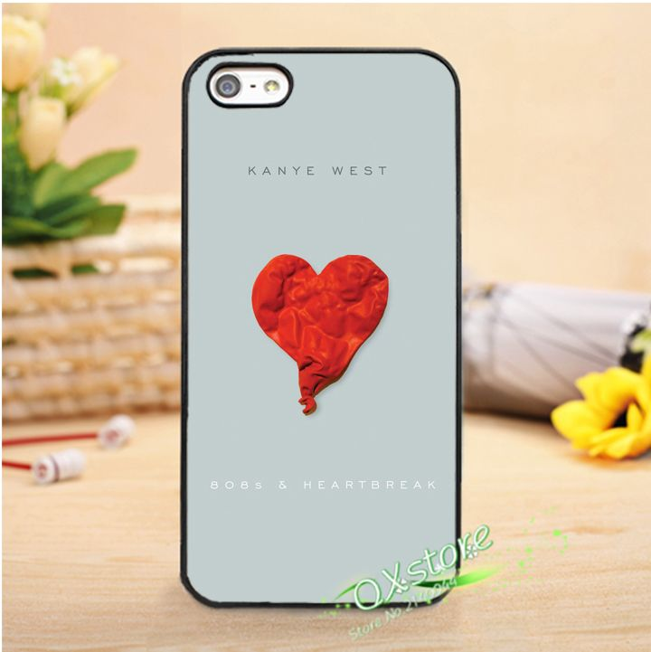 Kanye West 808s and Heartbreak Phone Cover //Price: $19.95 & FREE Shipping