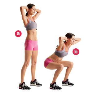 First Trimester Warmup Exercises http://www.womenshealthmag.com/fitness/first-trimester-warmup-exercises