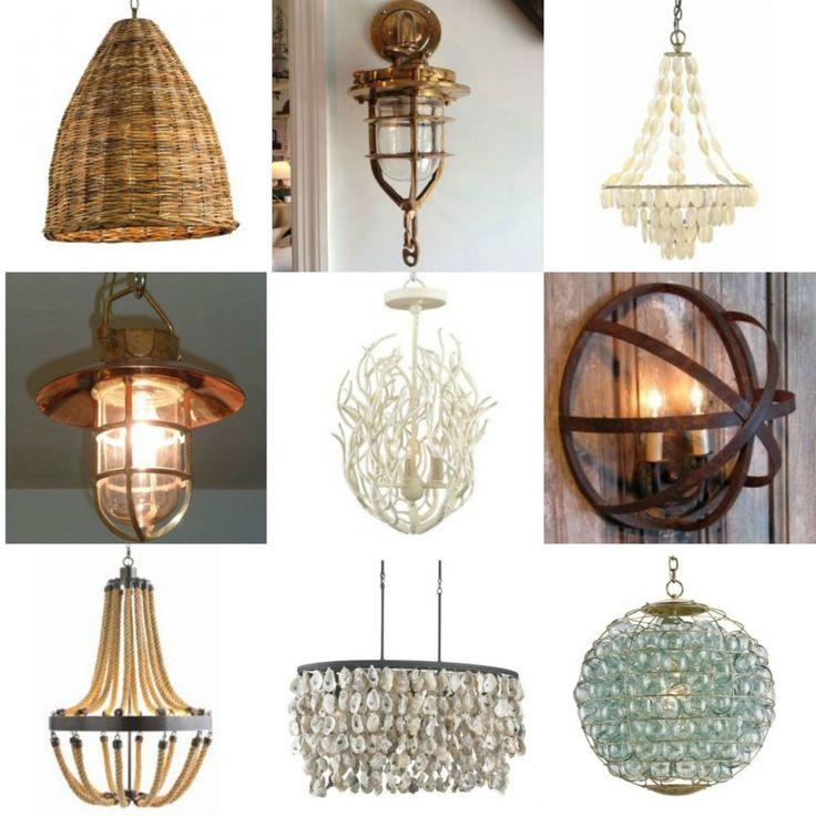 Our Boat House coastal lighting | Designer Tips | Pinterest ...