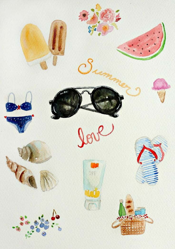Free Summer Love Printable from Craftberry Bush