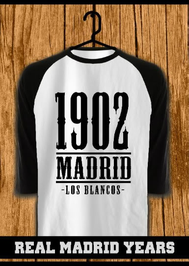 ourkios  - Kaos Real Madrid Years