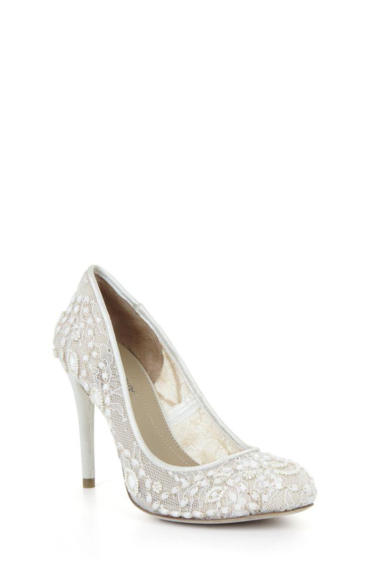 Wedding shoes for lace dress   best Wedding shoes images on Pinterest  Bridal shoe Wedding