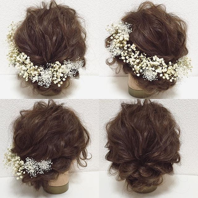 かすみ草のヘッドドレス…♪ お問合せを大変たくさん頂いておりましたので、 商品化させて頂くことに致しました꒰ ♡´∀`♡ ꒱  パーツタイプとハーフサイズの花冠タイプでの販売予定です❤︎ パーツタイプ5500円 ハーフサイズ花冠タイプ6500円です♡  よろしくお願いします꒰◍'౪`◍꒱۶✧˖° #ウェディング#wedding #ウェディングヘア#ブライダル #bridal #ブライダルヘア #結婚式#結婚式ヘア#結婚式セット#結婚式準備#ヘアアレンジ #ヘアセット #プリザーブドフラワー #アーティフィシャルフラワー #ヘッドドレス#プレ花嫁
