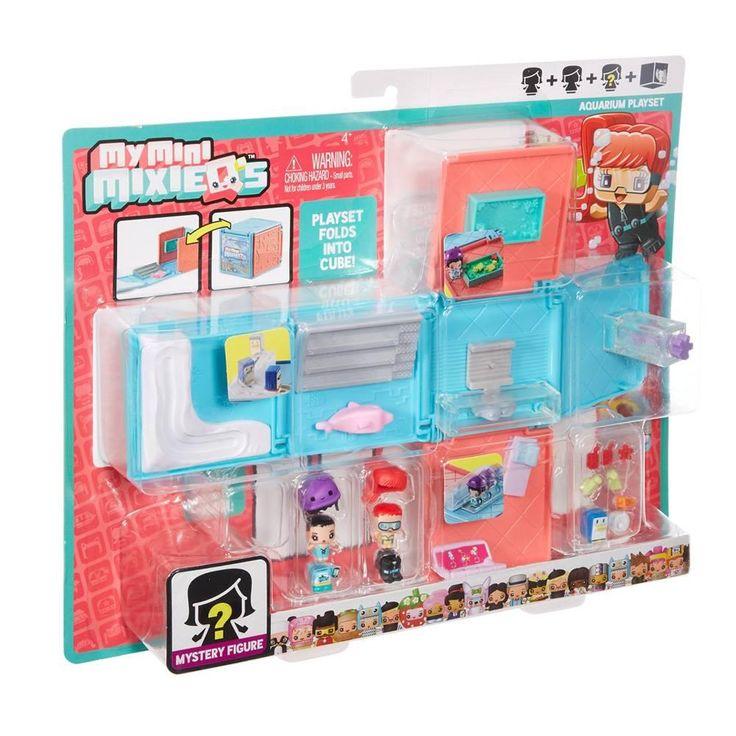 #Walmart Mexico - #Walmart Mexico Set de juego my mini mixieq's mattel acuario - AdoreWe.com