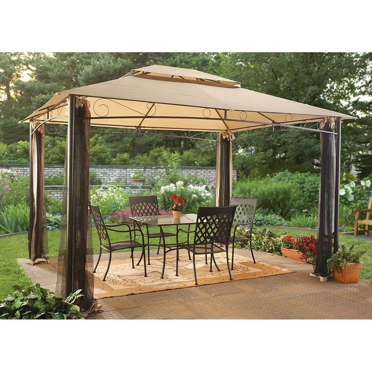Sportsmans Guide Has Your CASTLECREEK X Classic Garden Gazebo Available At A Great Price In Our Awnings Shades Collection