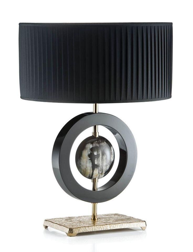 InStyle D Beverly Hills Luxe Italian Designer Gilded Bronze U0026 Horn Lamp  Trending Inspiring Luxury Hollywood Home Decor Enjoy U0026 Happy