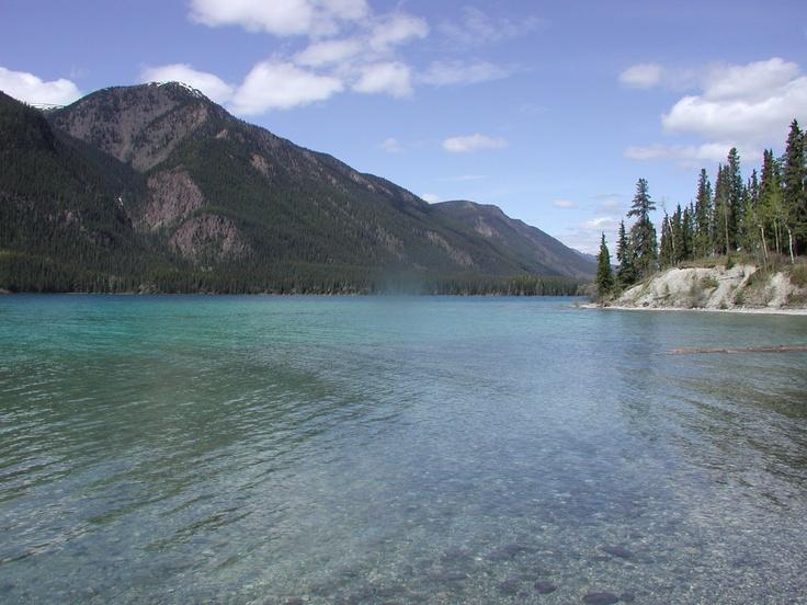 Muncho Lake Canada