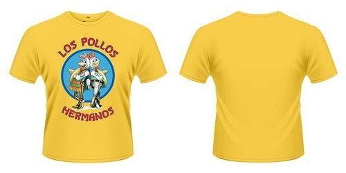 Camiseta de alta calidad. Licencia oficial de Breaking Bad.Presentación: bolsa de polipropileno.Fabricación: 100% algodón.Peso: 200 g.