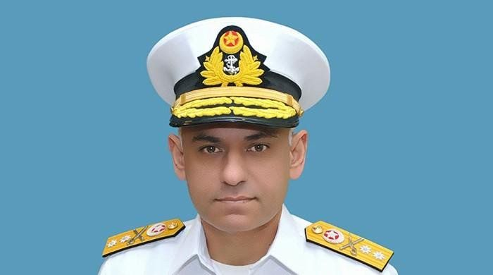 Commodore Abdul Basit Butt promoted to rank of Rear Admiral