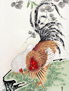 【画家】伊藤若冲の作品壁紙画像 - NAVER まとめ | 若冲 | Pinterest