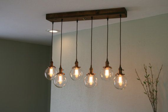 Best 25 Rustic Light Fixtures Ideas On Pinterest: 25+ Best Ideas About Linear Chandelier On Pinterest