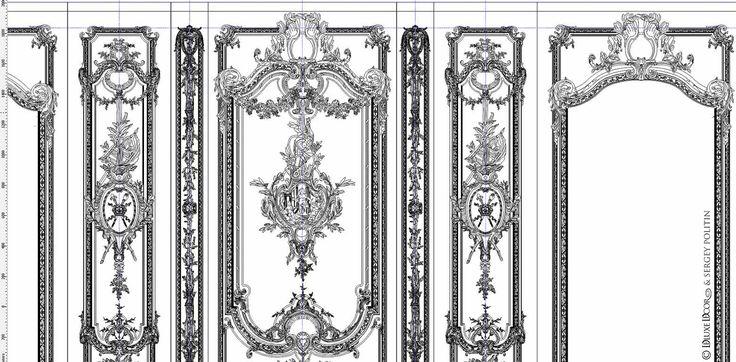 Архитектурный дизайн и проектирование в классических стилях : фасады интерьеры